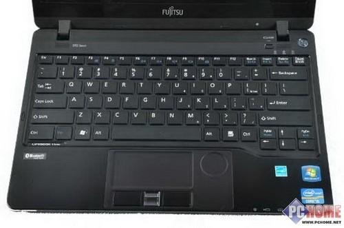 富士通(fujitsu)sh572-acsck30049笔记本电脑键盘评测图片