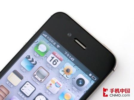 苹果(apple)iphone 4s 16gb手机听筒按键评测-zol